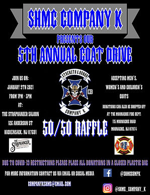 SHMC 5th Annual Coat Drive