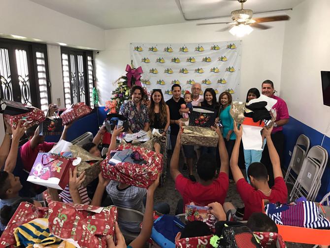 Voces Fundación Topy Mamery les desea una Feliz Navidad!!