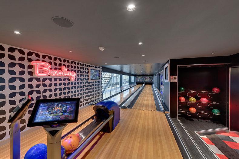 Bowling MSC Grandiosa