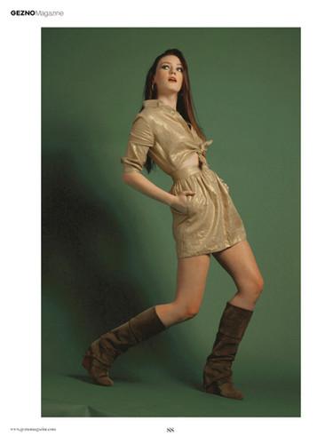 Atlanta Model Jozie Dill + Model Photographer Alexandra Zak