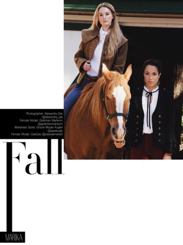 Marika Magazine Oct