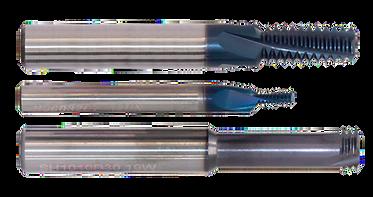 Vollhartmetall Gewindefräser für gehärtetes Material