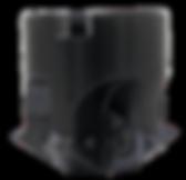 Gewidefräshalter mit Wendeplatten für große Auskraglängen