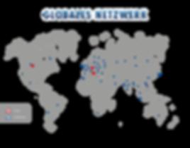 Globales Netzwerk CPT, Filialen Großhändler