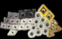 Gewindedrehplatten, Gewindefräsplatten, Gewindefräsen, Gewindedrehen