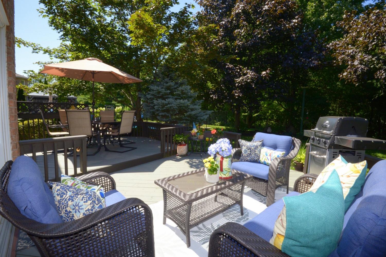 85 Laurendale - Back Deck Overview