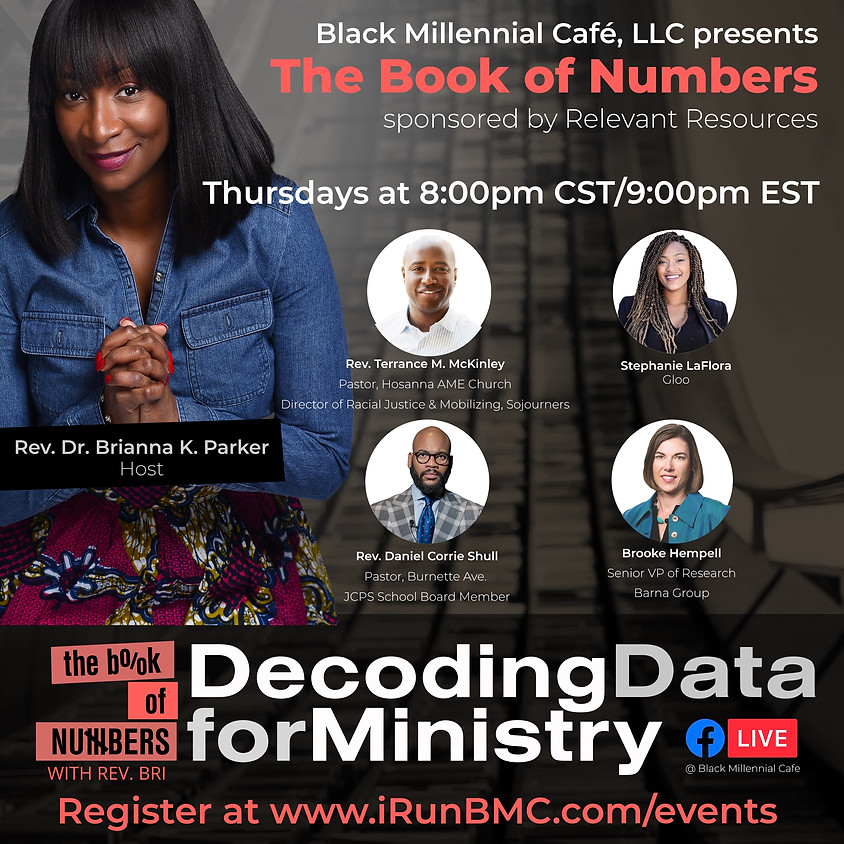 Book of Numbers: Decoding Data for Thriving Ministry Episode 10