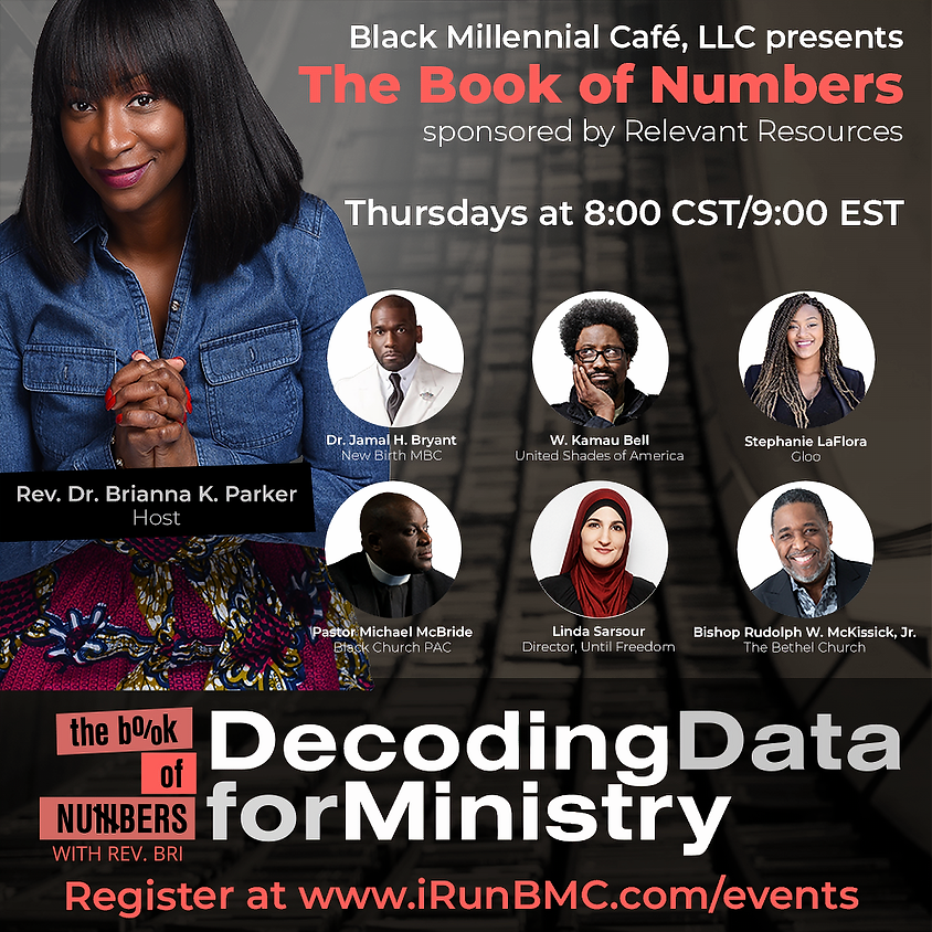 Book of Numbers: Decoding Data for Thriving Ministry