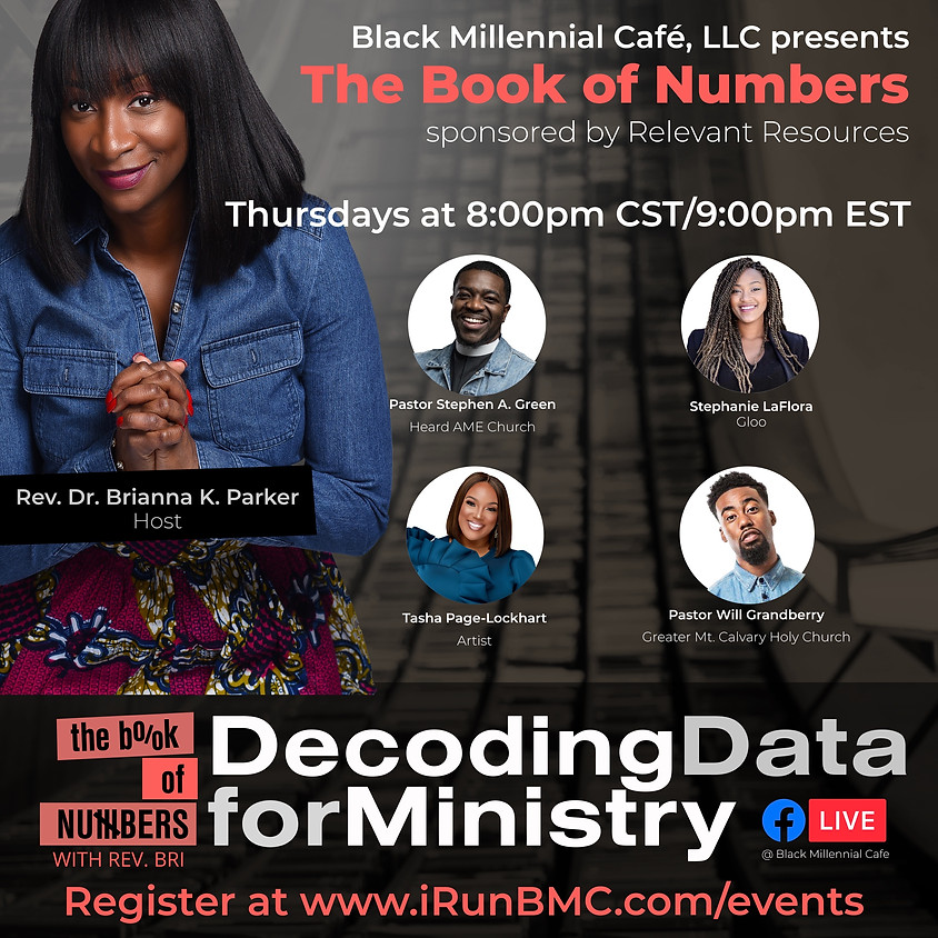 Book of Numbers: Decoding Data for Thriving Ministry Episode 6