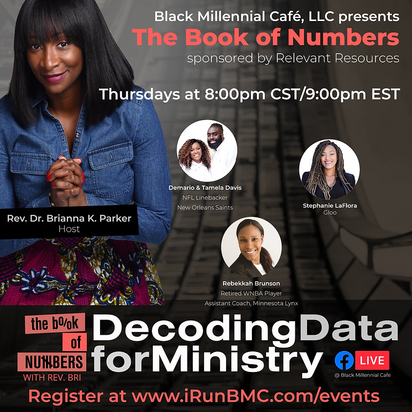 Book of Numbers: Decoding Data for Thriving Ministry Episode 9