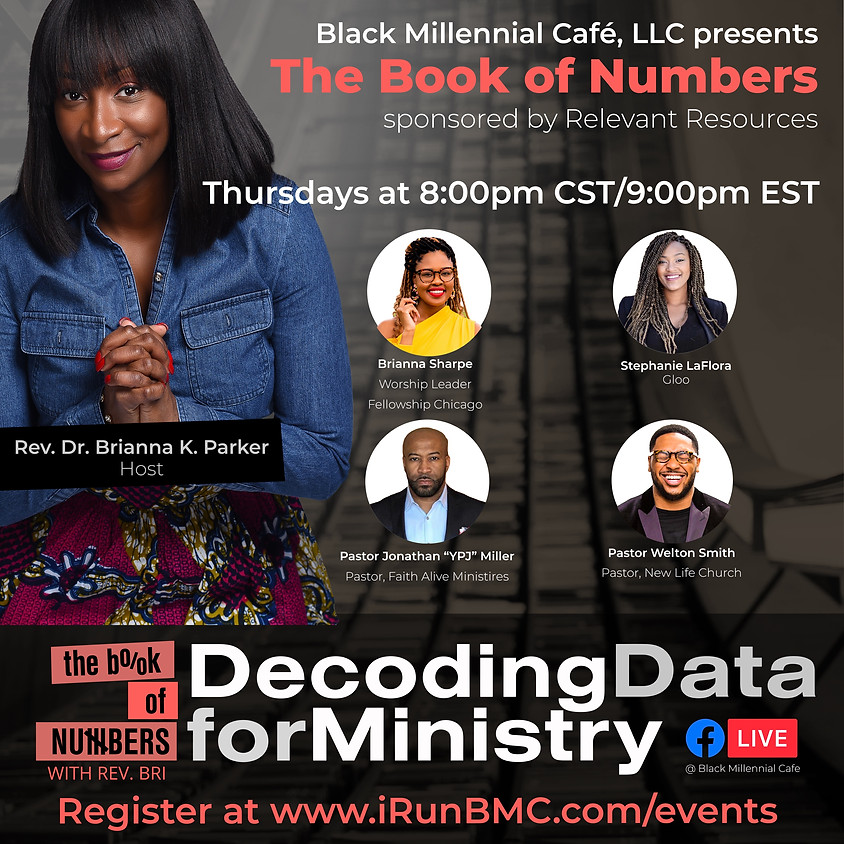 Book of Numbers: Decoding Data for Thriving Ministry Episode 7