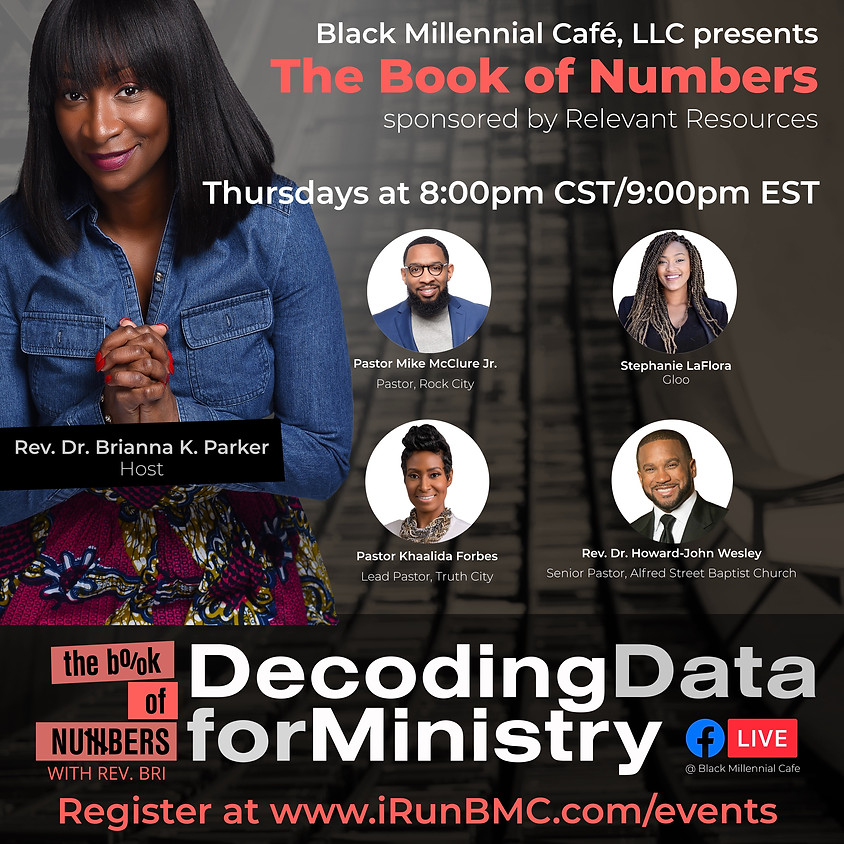 Book of Numbers: Decoding Data for Thriving Ministry Episode 5