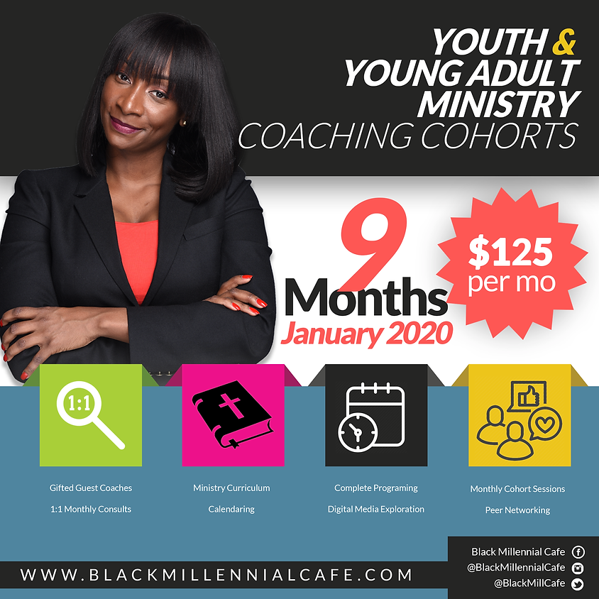 YOUTH Coaching Cohort (Registration Opens in November)