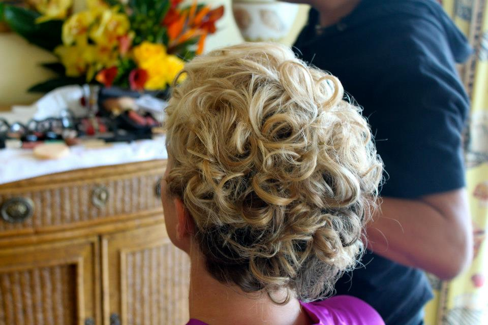 Curls cluster