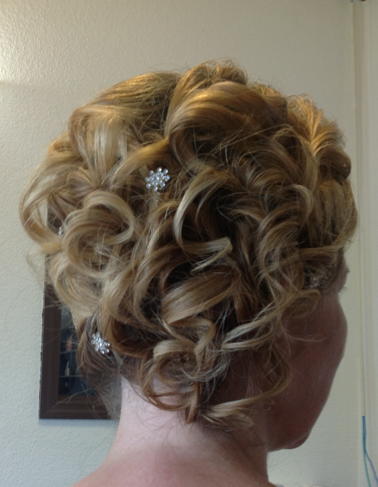 Soft and Romantic Curls