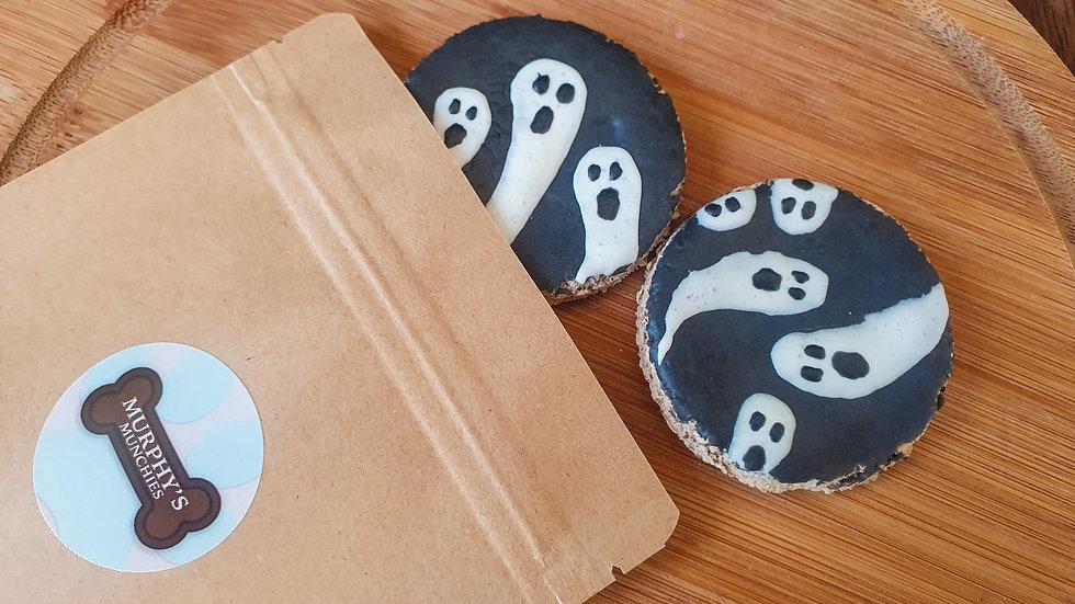 Halloween - Ghost Cookies