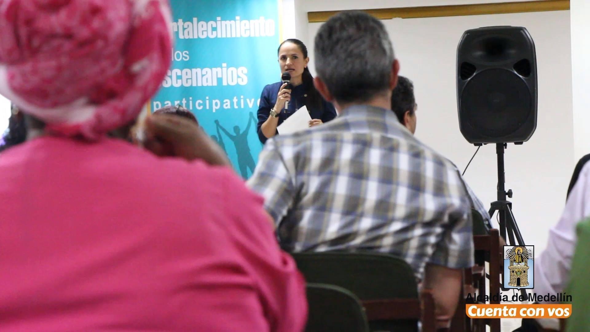 Encuentros Participativos con Grupos Poblacionales y Sectores de la #Comuna10
