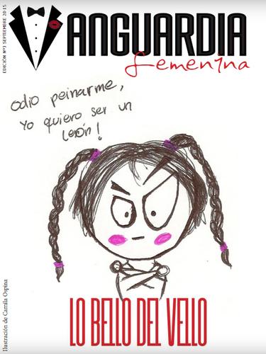 """Edición #3 """"Lo Bello del Vello"""""""
