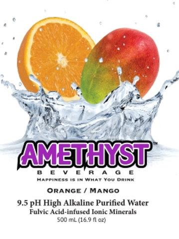 Alkaline Water Orange Mango