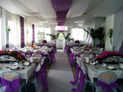 salle de restauration mariage
