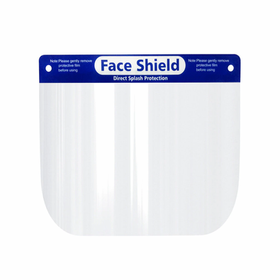 75 face Shields will be ready by April 30th.