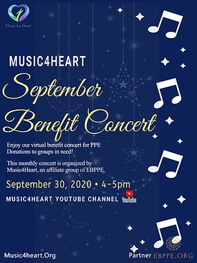 1MUSIC4HEART September Benefit Concert.j