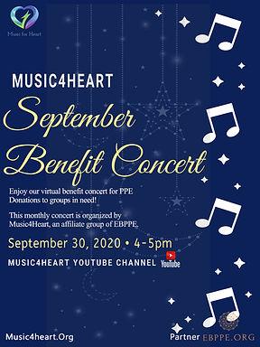 1MUSIC4HEART September Benefit Concert.j