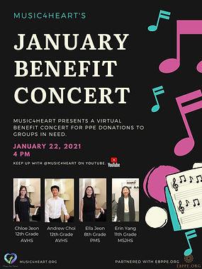 012221 MUSIC4HEART January Virtual Benef