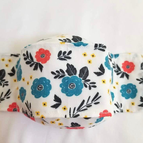 39. 3D Cotton mask - All sizes available