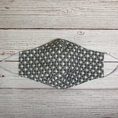 6.3-Dart Cotton mask  - All sizes available