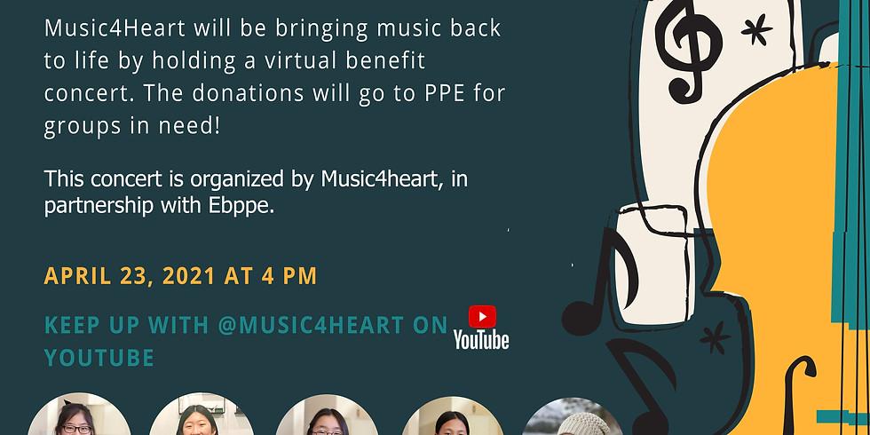 Music4Heart : 2021 April Virtual Concert