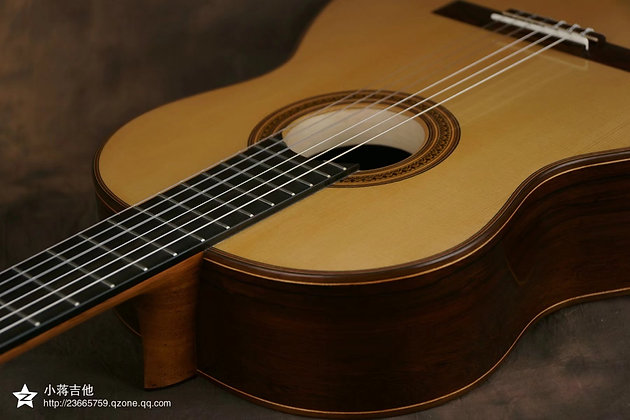 Classical Guitar with Tornavoz