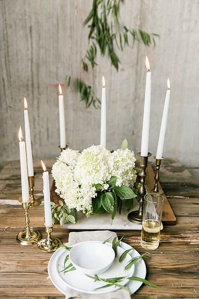 Wedding Hydrangea Centerpiece