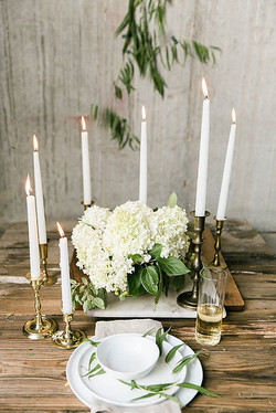 Wedding Hydrangea Centerpiece