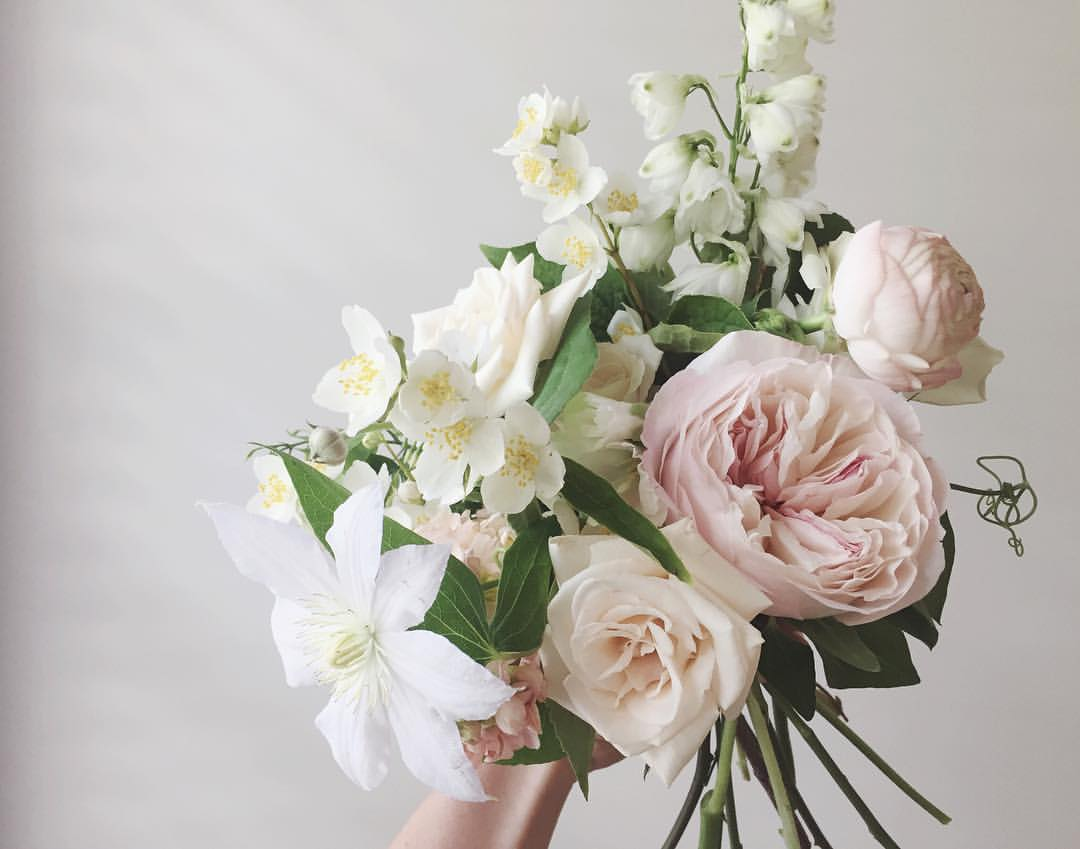Spring Bridesmaid Bouquet