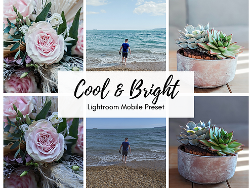 Cool & Bright Preset