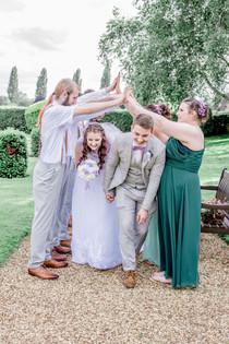 Faye and George Wedding June 2019 (334 o