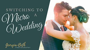 Micro wedding Georgia-Beth Photography