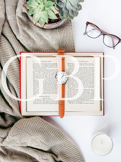 Stock Photo - Reading Time