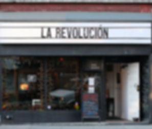 ClassyAF 2016 venue - La Revolucion in the Junction