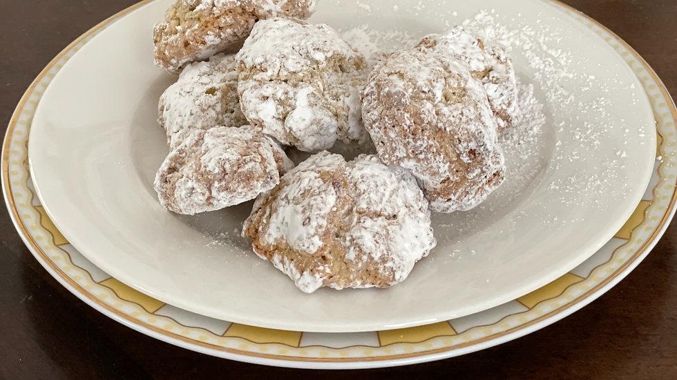 Pistachio Italian cookies