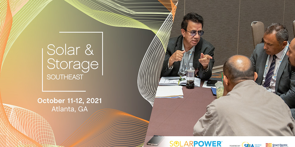 Solar and Energy Storage Southeast