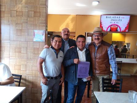 !Felicidades Mariano Cabañas Guzmán!