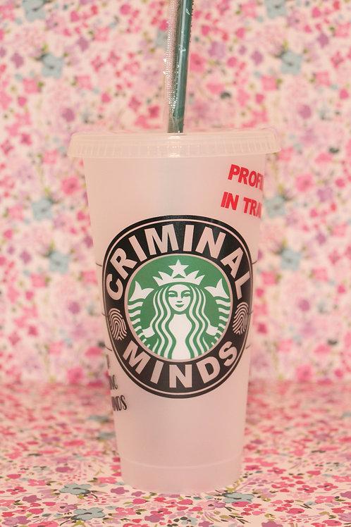 Criminal Minds Cup