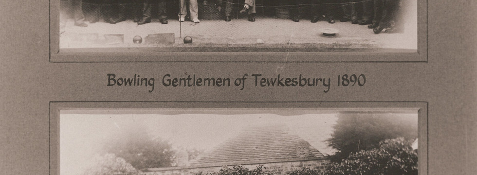 Gentlemen of Tewkesbury. 1890-95