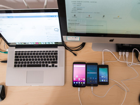 TESTING AND QUALITY MANAGEMENT. Automatic testing of mobile applications using Xamarin tools