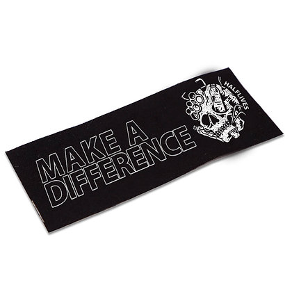 """Make A Difference"" Patch"