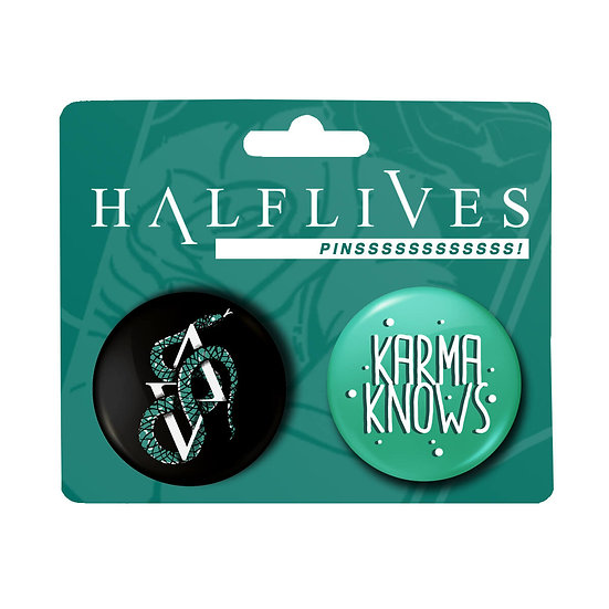 Pins Pack (38mm)