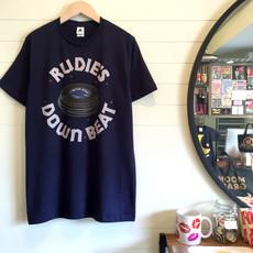 Rudie's Down Beat(岐阜・大垣)   ロゴデザイン・チームTシャツ制作