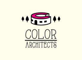 COLOR ARCHITECTS(大阪・一級建築士事務所) | ロゴデザイン・名刺デザイン・封筒デザイン・制作